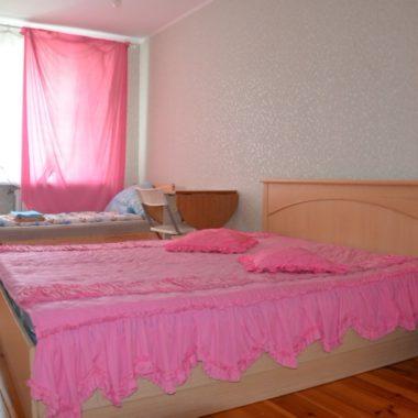 Трехкомнатная квартира на сутки в Жлобине