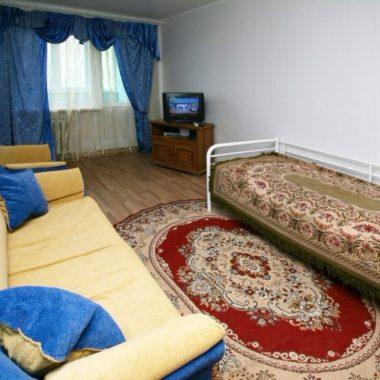 4-комнатная квартира на сутки в Жлобине